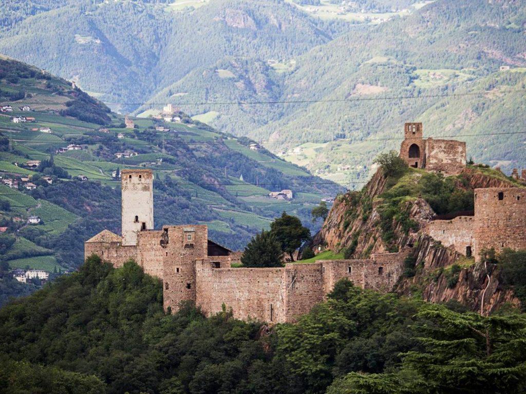 Замок Зигмундскрон в Больцано