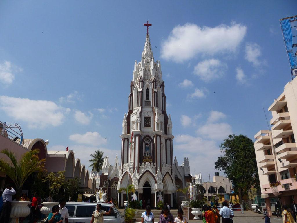 Церковь Святой Марии в Бангалоре