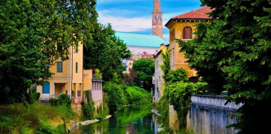 Восхитительная Виченца – город архитектурных шедевров