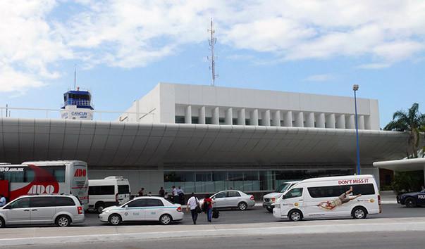 Аэропорт Канкуна, Мексика