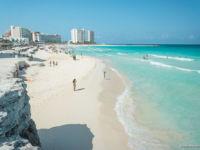 Канкун — красивейший курорт на побережье Мексики