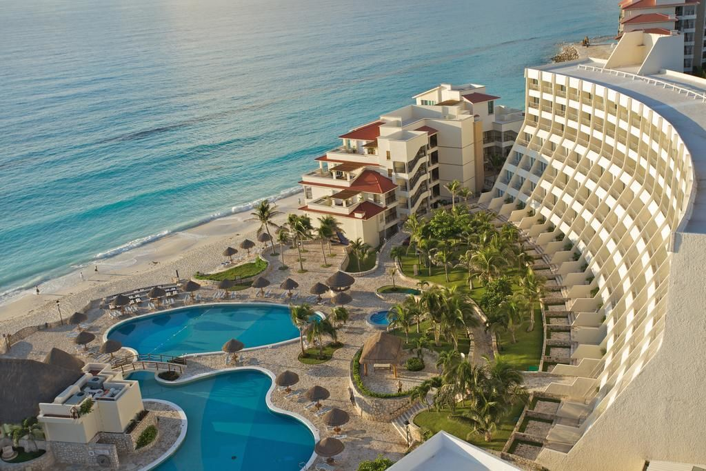 "5* отель ""Grand Park Royal Cancun Caribe"" в Канкуне"
