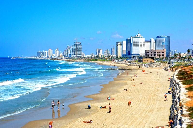 Удивительный Тель-Авив