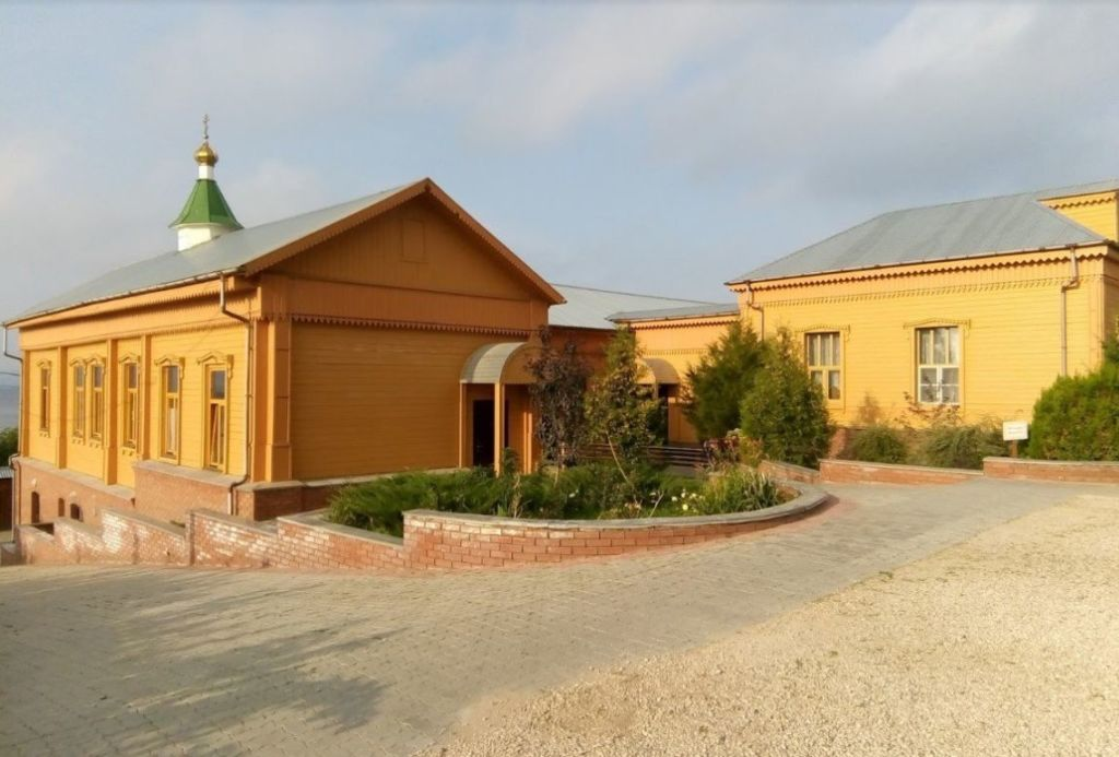 Воскресенский мужской монастырь в Тольятти