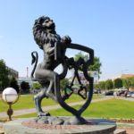 Город Лида в Беларуси