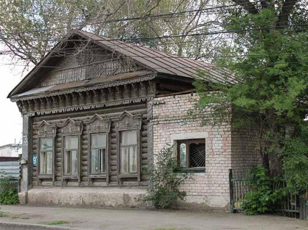 Дом купца Субботина в Тольятти