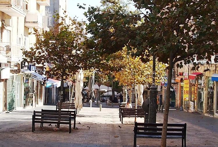 Шаббат в Тель-Авиве