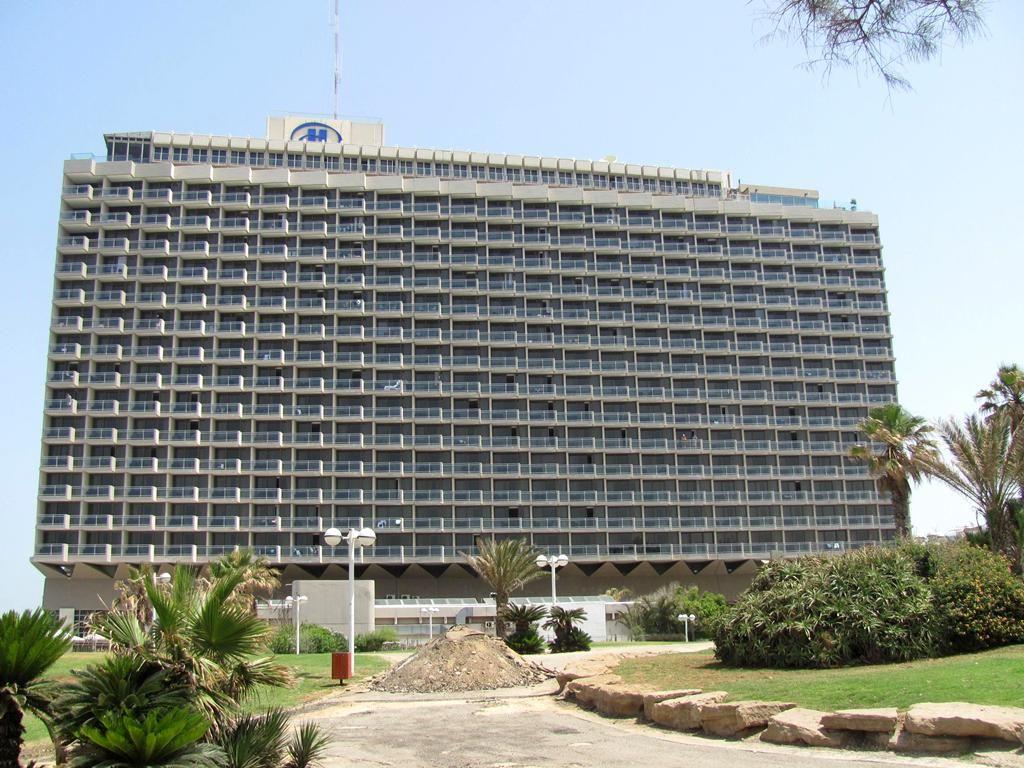 """Отель """"Hilton"""" в Тель-Авиве"""
