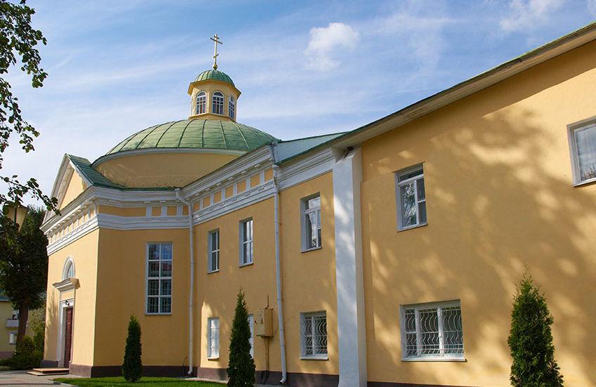 Свято-Михайловский собор Лиды
