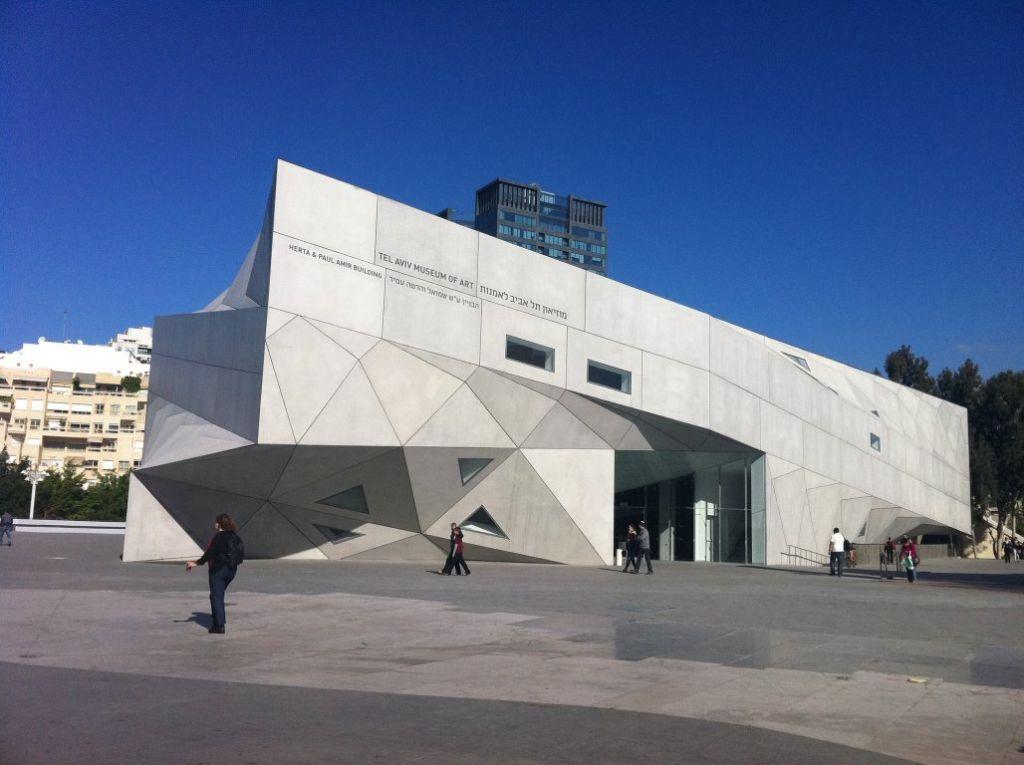 Музей изобразительных искусств в Тель-Авиве