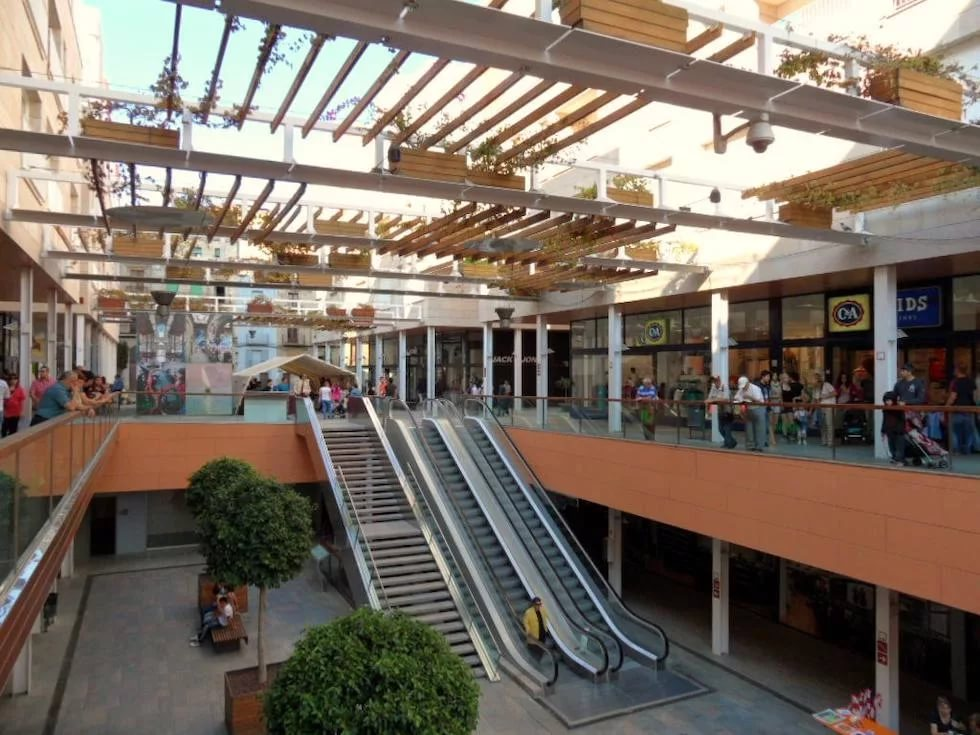"""Торговый центр """"El Pallol"""" в Реусе"""