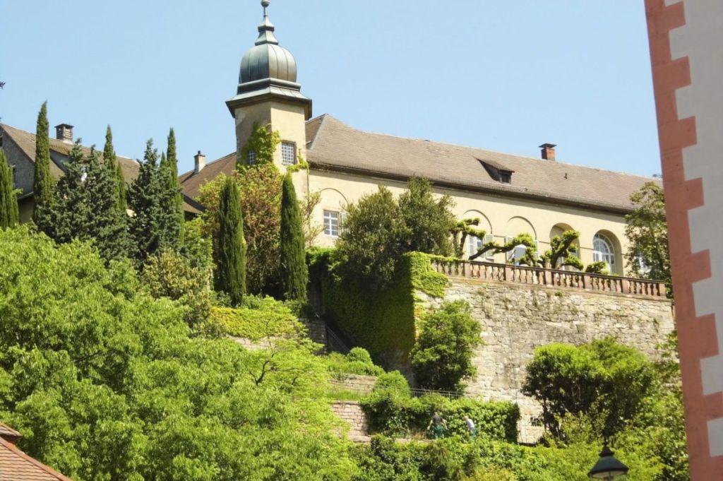 Новый замок Баден-Бадена