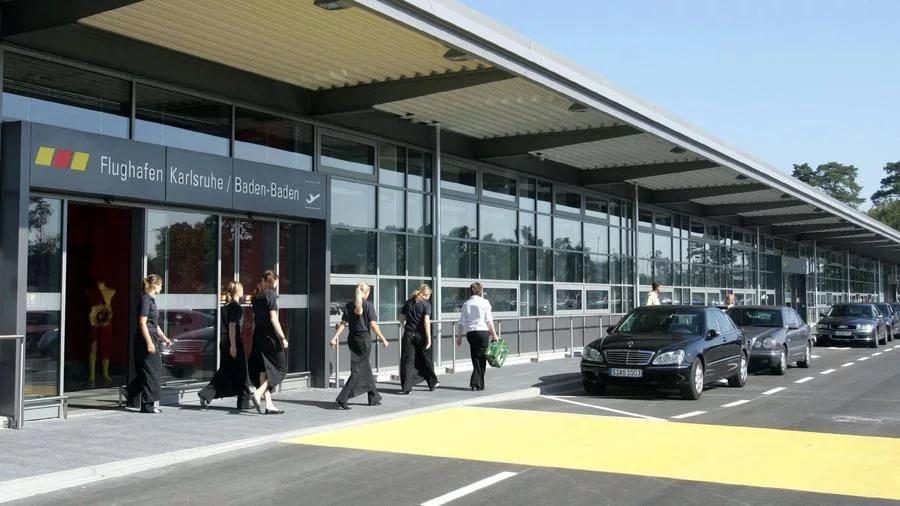 Аэропорт Баден-Бадена