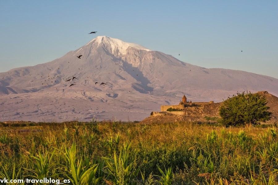 Монастырь Хор Вирап и Арарат – достопримечательности Армении