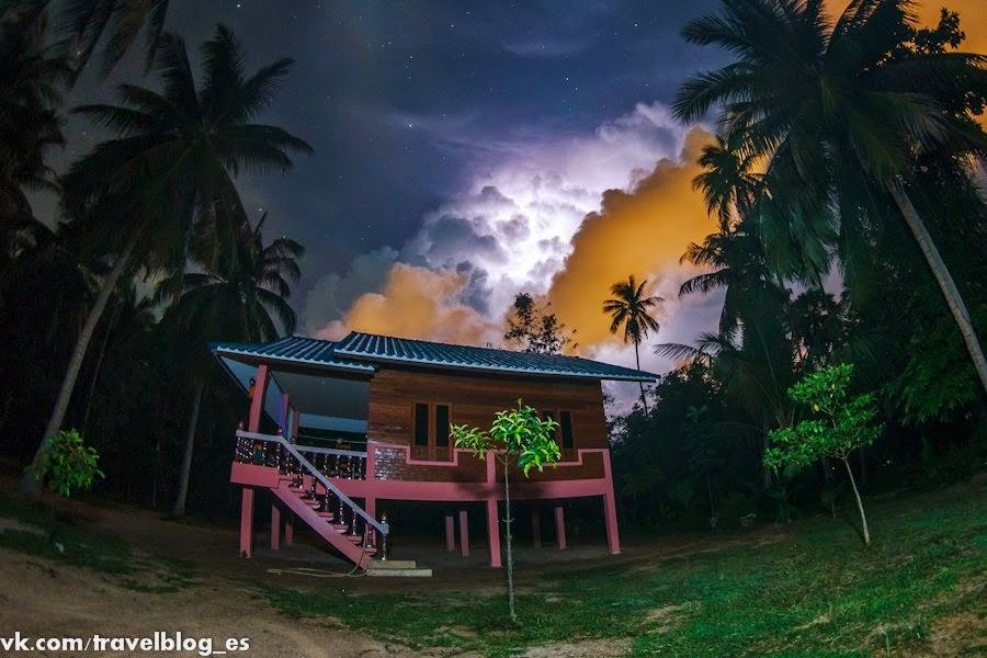 Остров Панган в Таиланде