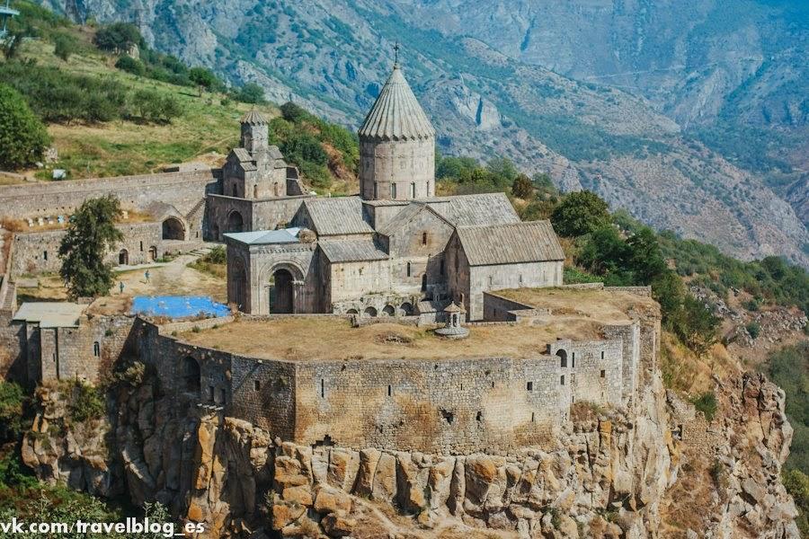 Монастырь Татев - монастырь Нораванк
