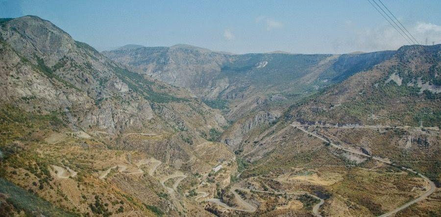Монастырь Татев – монастырь Нораванк