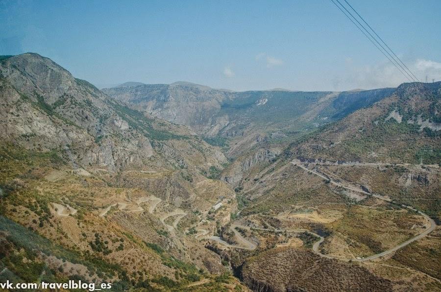 фото гор Армении