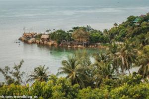 Панган - сиамский залив