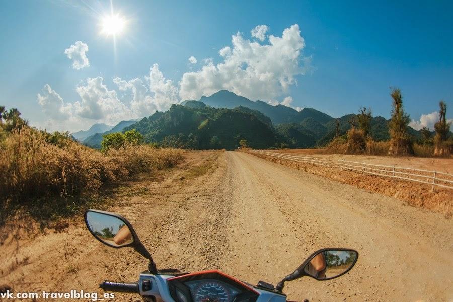 Тайланд на байках