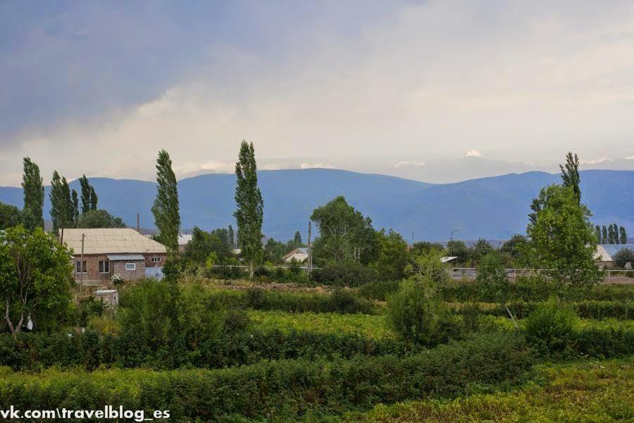 Восхождение на Арагац – путешествие по Армении автостопом