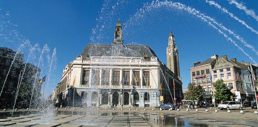 Туры в Шарлеруа, Бельгия