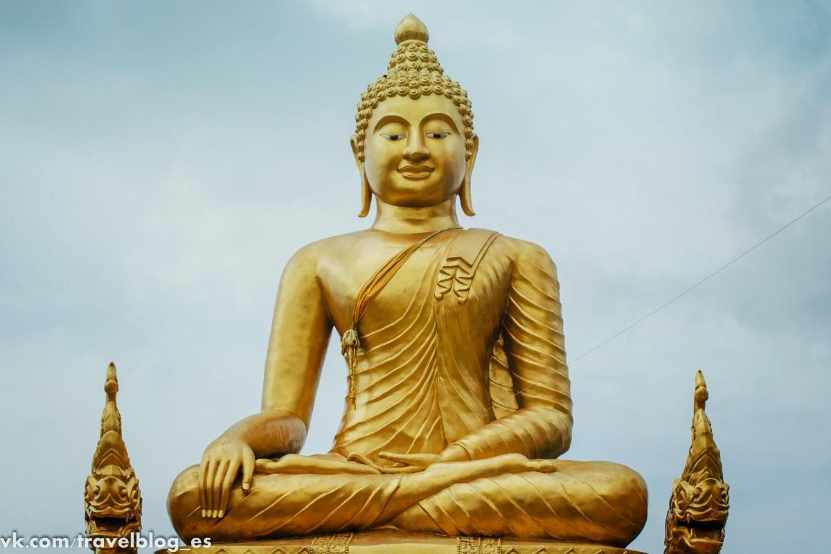 Большой Будда – достопримечательности Пхукета