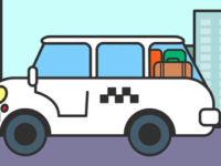 Преимущества услуг такси с вместительным багажником