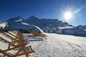фото Курорт Зельден в Австрии