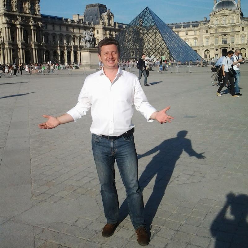 Русскоговорящий гид в Париже фото