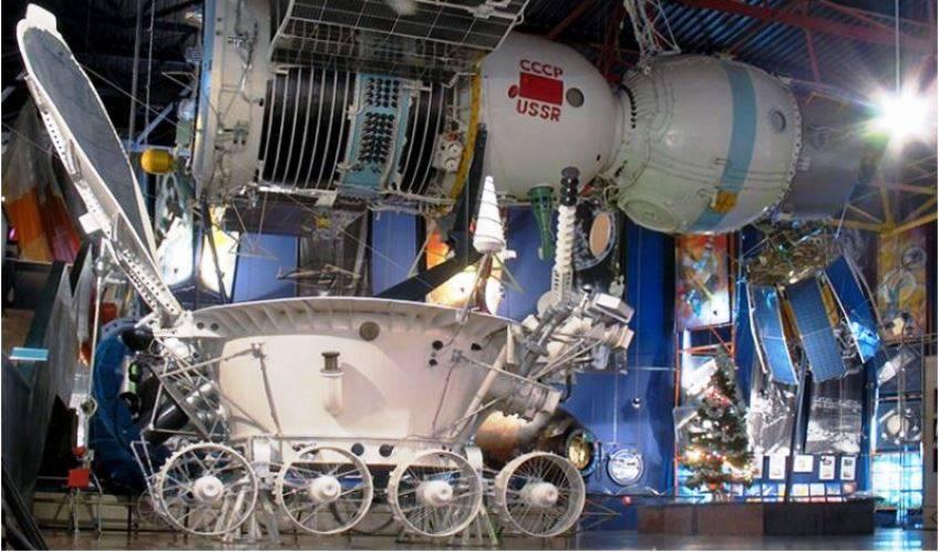 Аэрокосмический музей Днепра