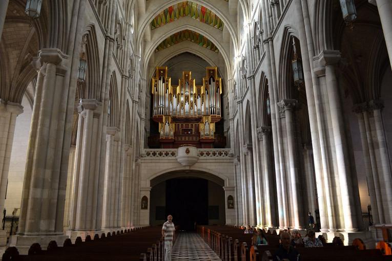 Кафедральный собор Святой Девы Марии де ла Альмудена 2
