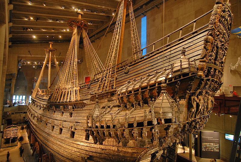 Корабль Васса