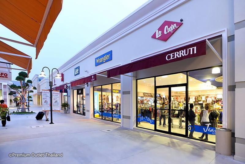 Торговый центр Premium Outlet Phuket
