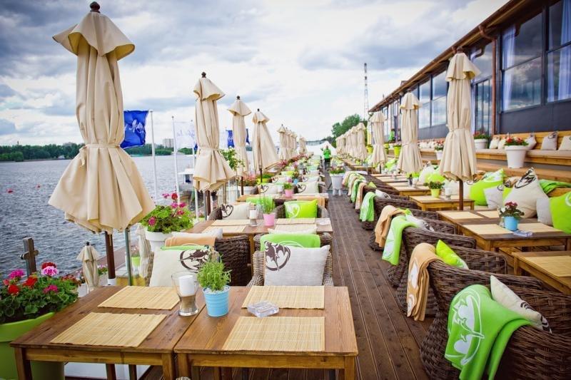 Ресторан Vоdный 1
