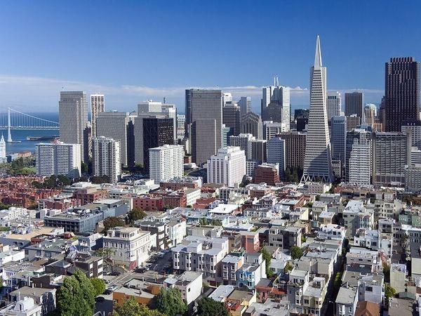 Шоппинг в Сан-Франциско