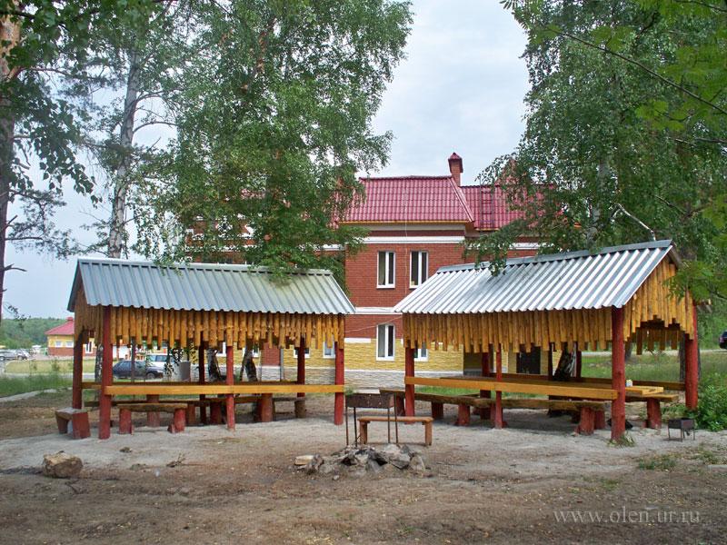 Административно-туристический комплекса