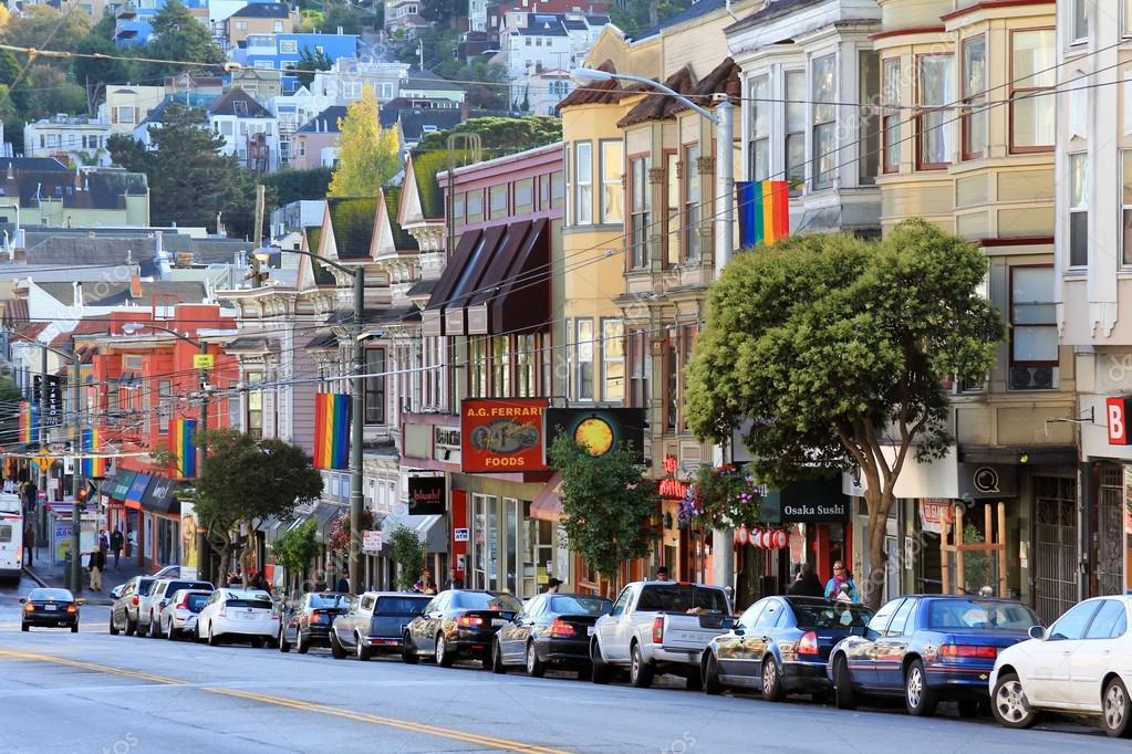 Район Кастро в Сан-Франциско