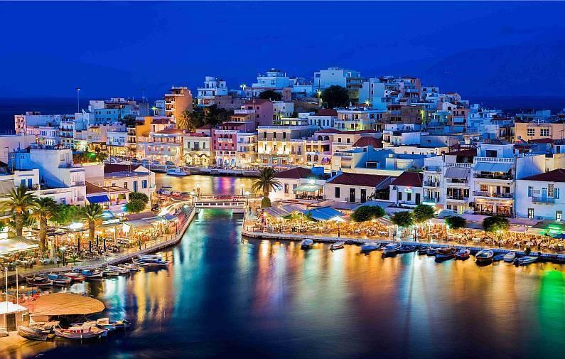 Шоппинг на Крите