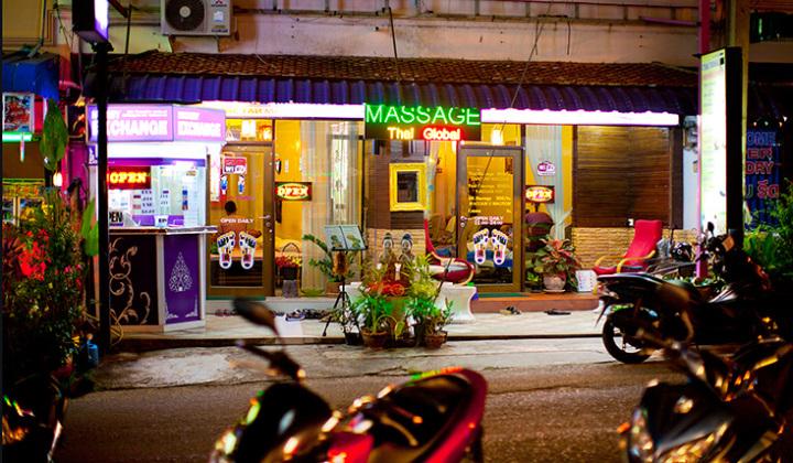 Боди массаж в Паттайе