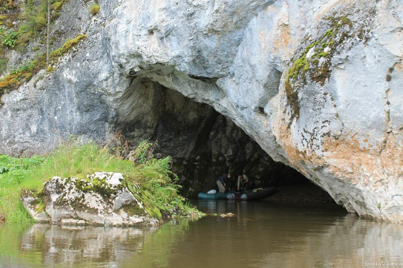 Пещера Соколкина