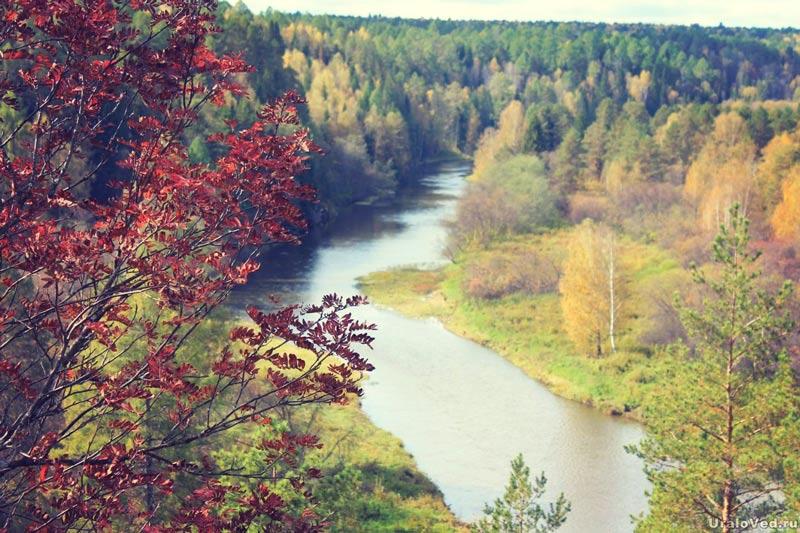 Оленьи ручьи осень