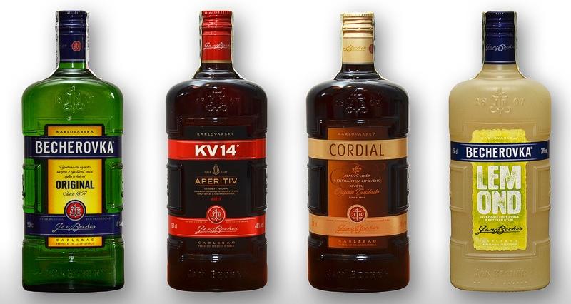Чешский алкоголь
