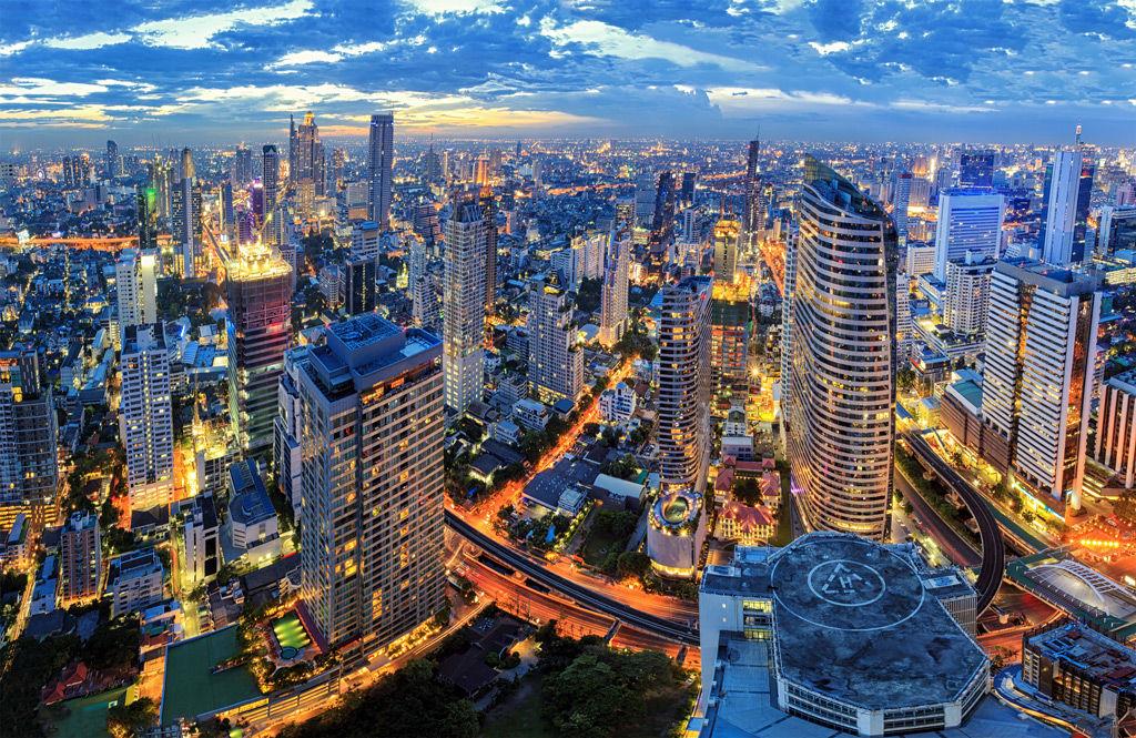 Мегаполис Бангкок