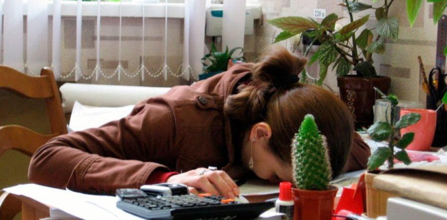 Стресс перед отпуском