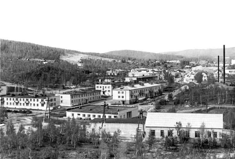 Старинное фото Карабаша