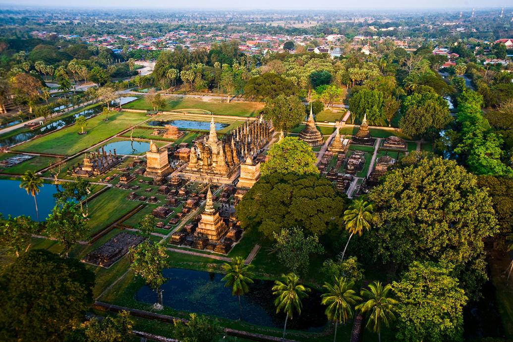 Топ-5 заповедников Таиланда