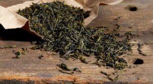 зелёный чай маофэн