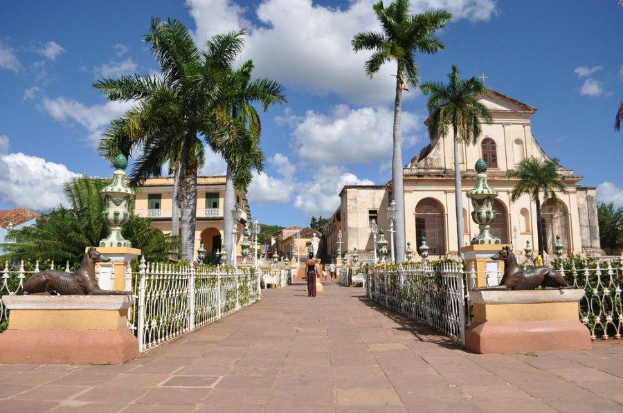 Курорт Тринидад