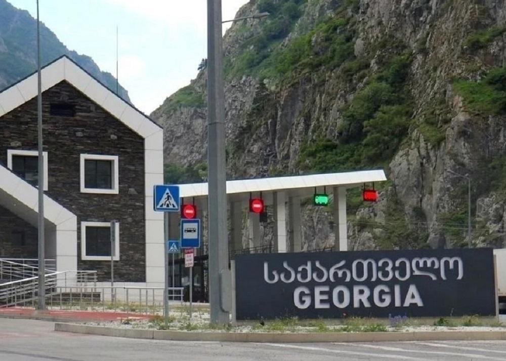 Граница с Грузией фото 4